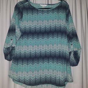 Croft & Barrow blouse